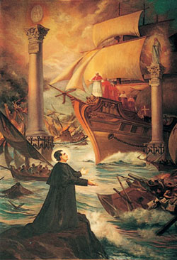 St. John Bosco, Pray for Us